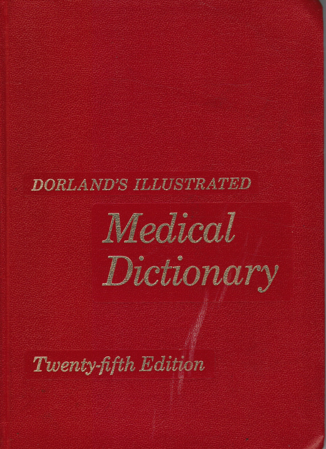 Image for Dorland's Illustrated Medical Dictionary