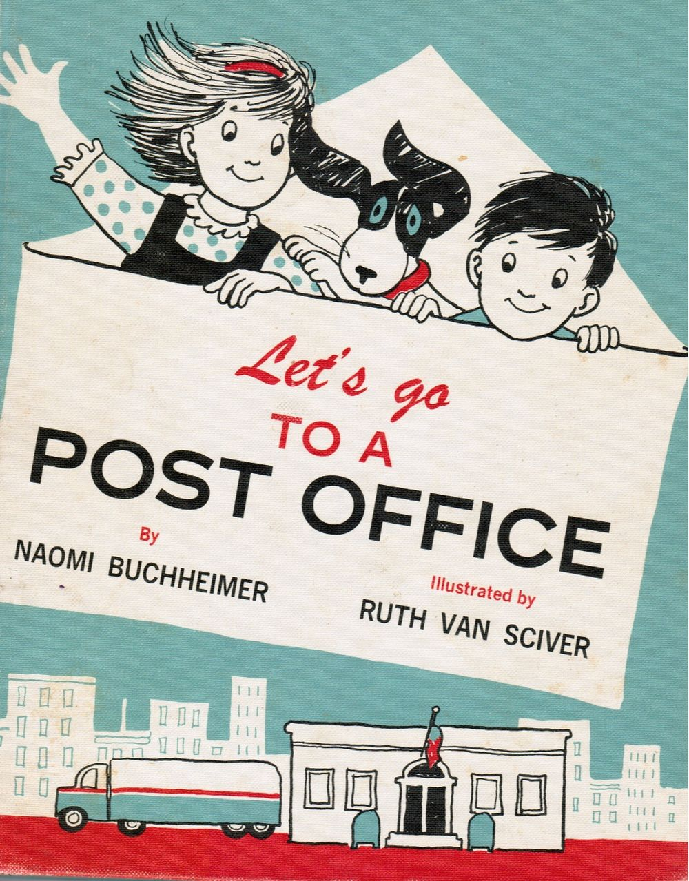 Image for Let's Go to a Post Office