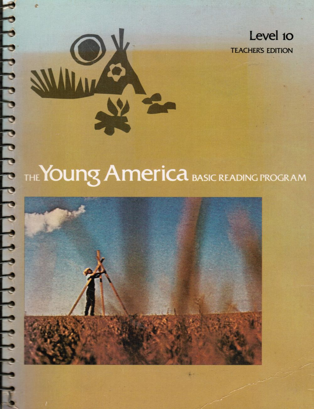 Image for The Young America : Basic Reading Program Level 10 Teacher's Edition