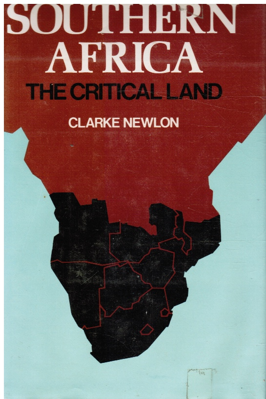 Image for Southern Africa: The Critical Land