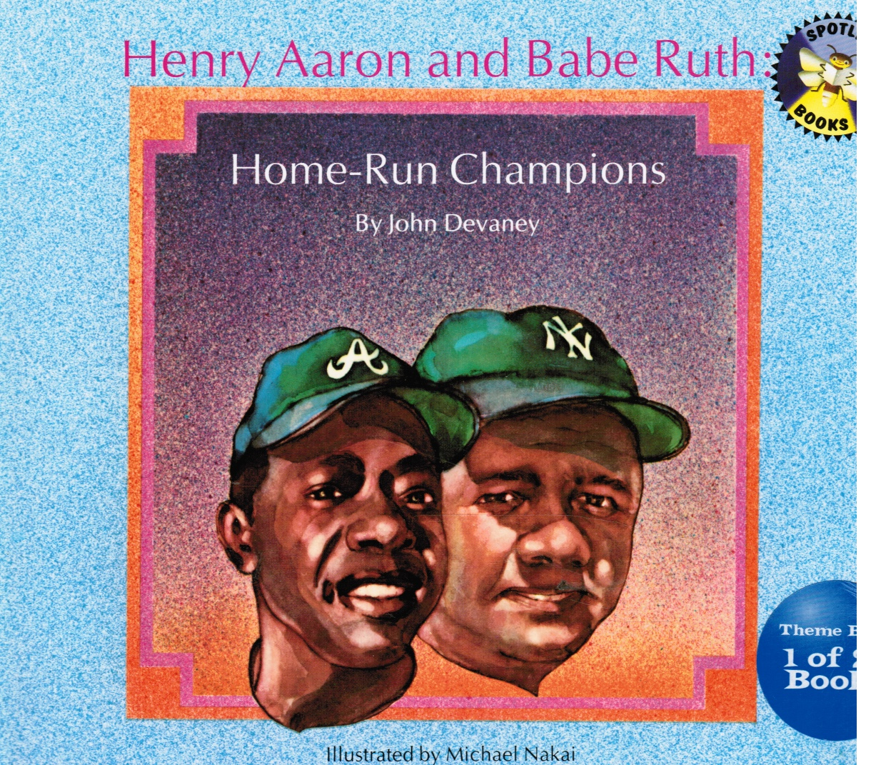 Image for Henry Aaron and Babe Ruth - Home-Run Champions: