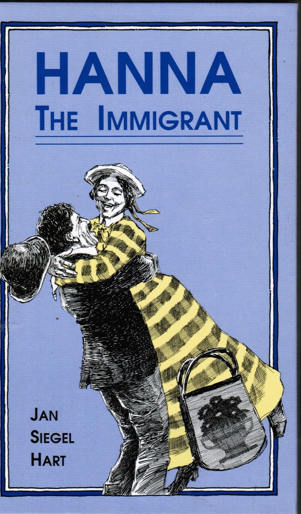 Image for Hanna, The Immigrant