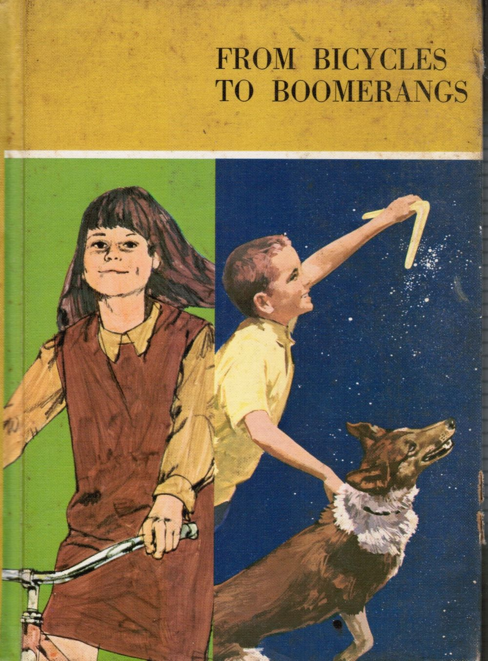 Image for From Bicycles to Boomerangs